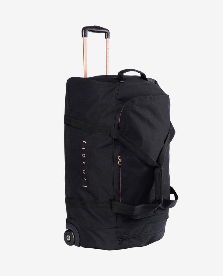 Jupiter Rose Travel Bag in Black