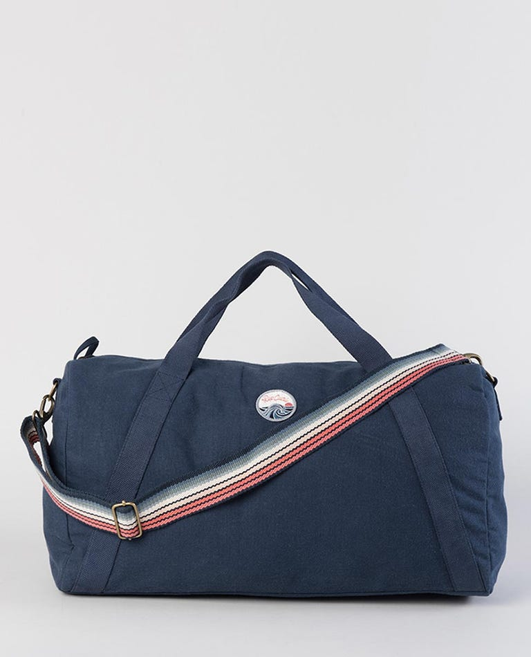 Keep On Surfin Duffle Bag in Navy