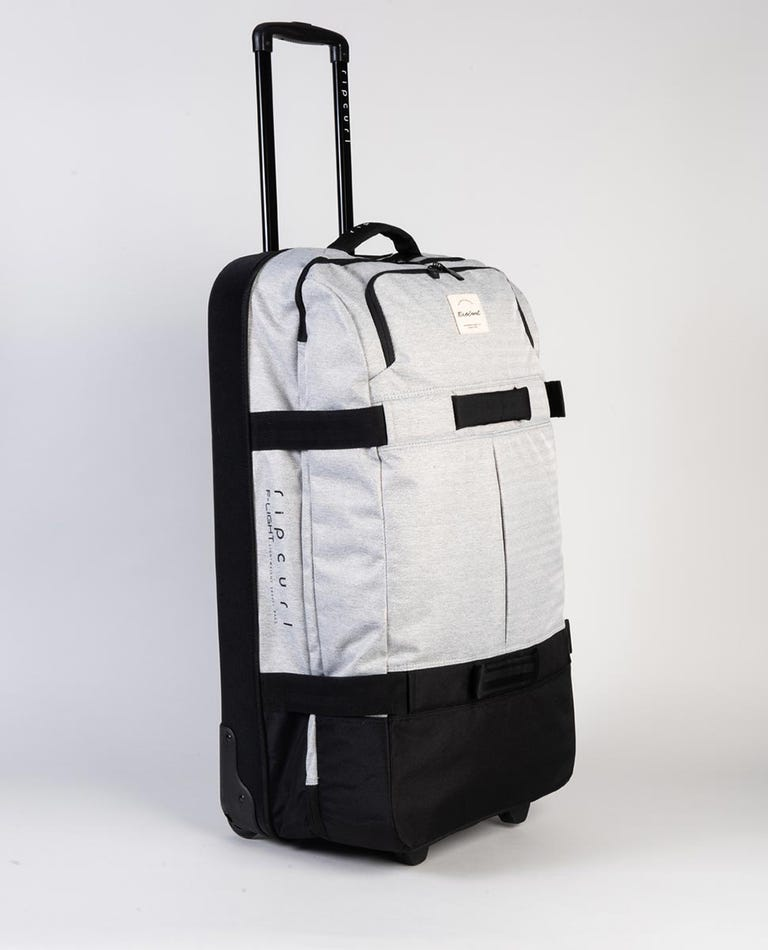 F-Light Global Mix Wave Travel Bag in Grey