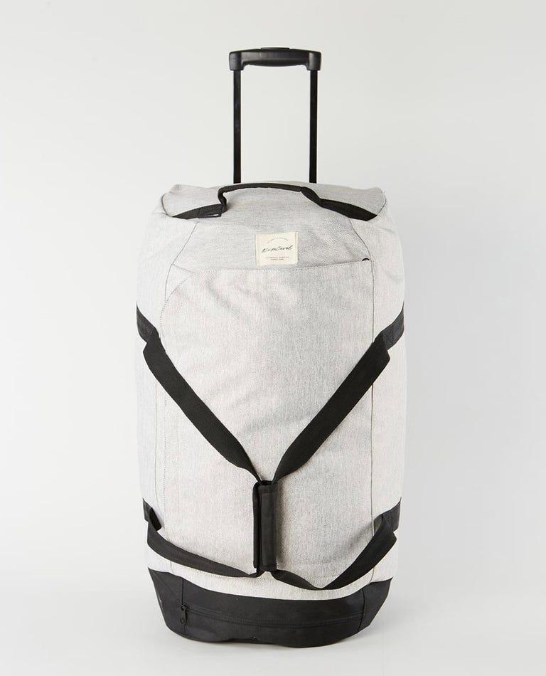 Jupiter 80L Mix Wave Travel Bag in Grey