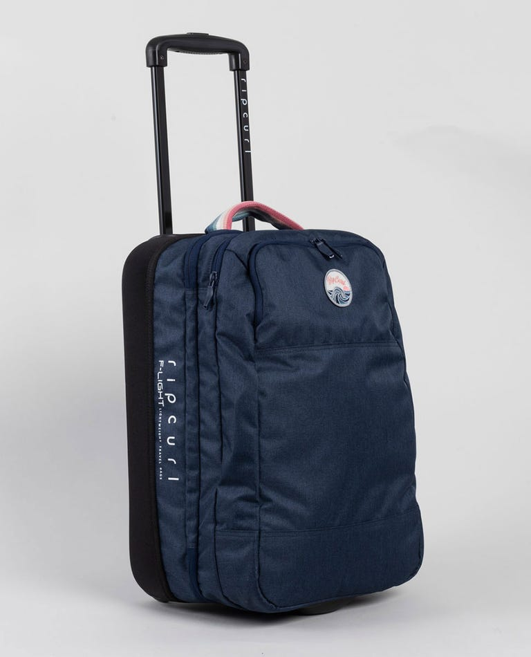 F-Light Cabin Keep On Surfin Travel Bag in Navy