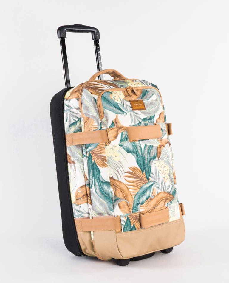 Tropic Sol 50L F-Light Transit Travel Bag in White