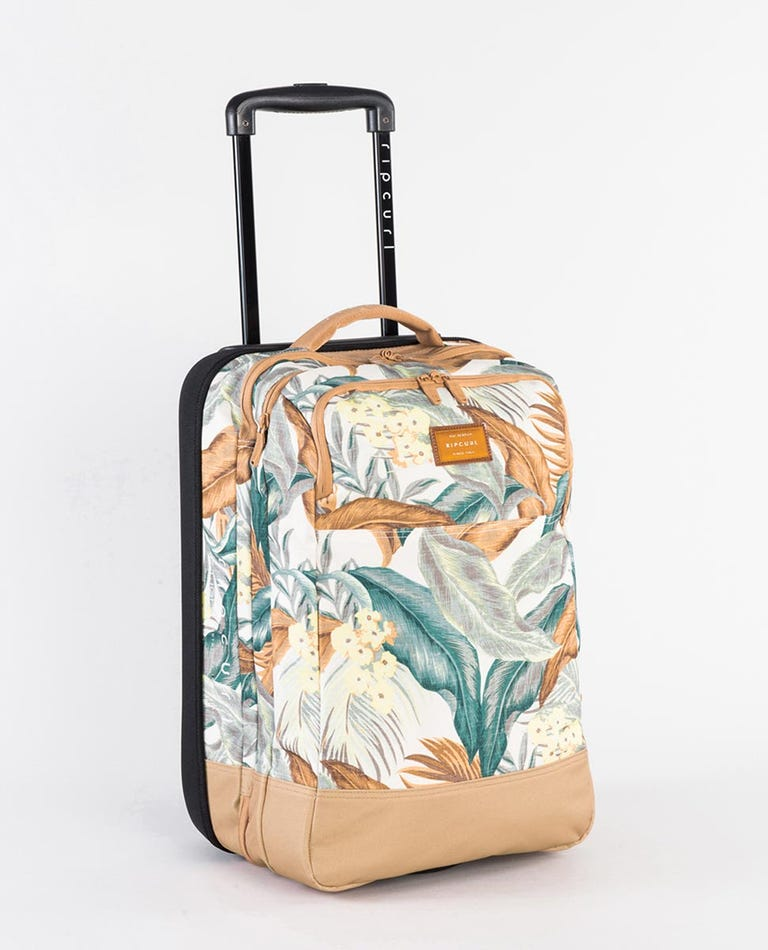 F-Light Cabin 35L Tropic Sol Travel Bag in White