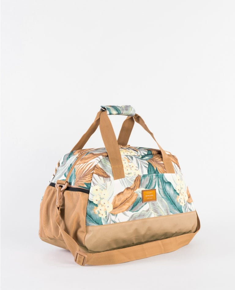 Surf Shack Gym Bag 20L Variety in White