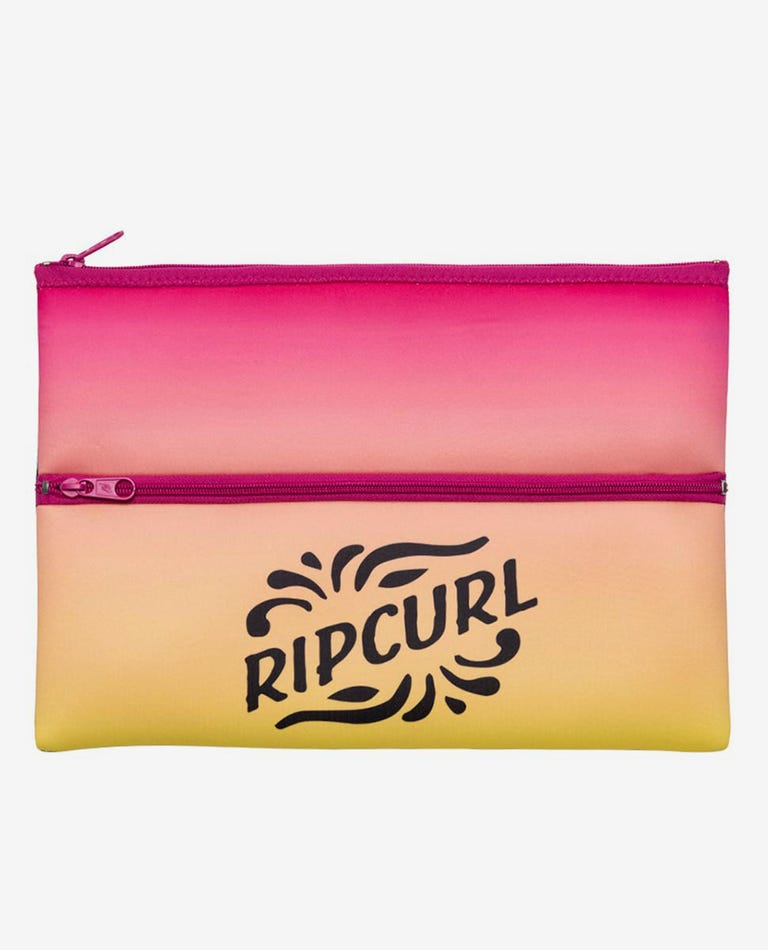X Large Pencil Case in Pink