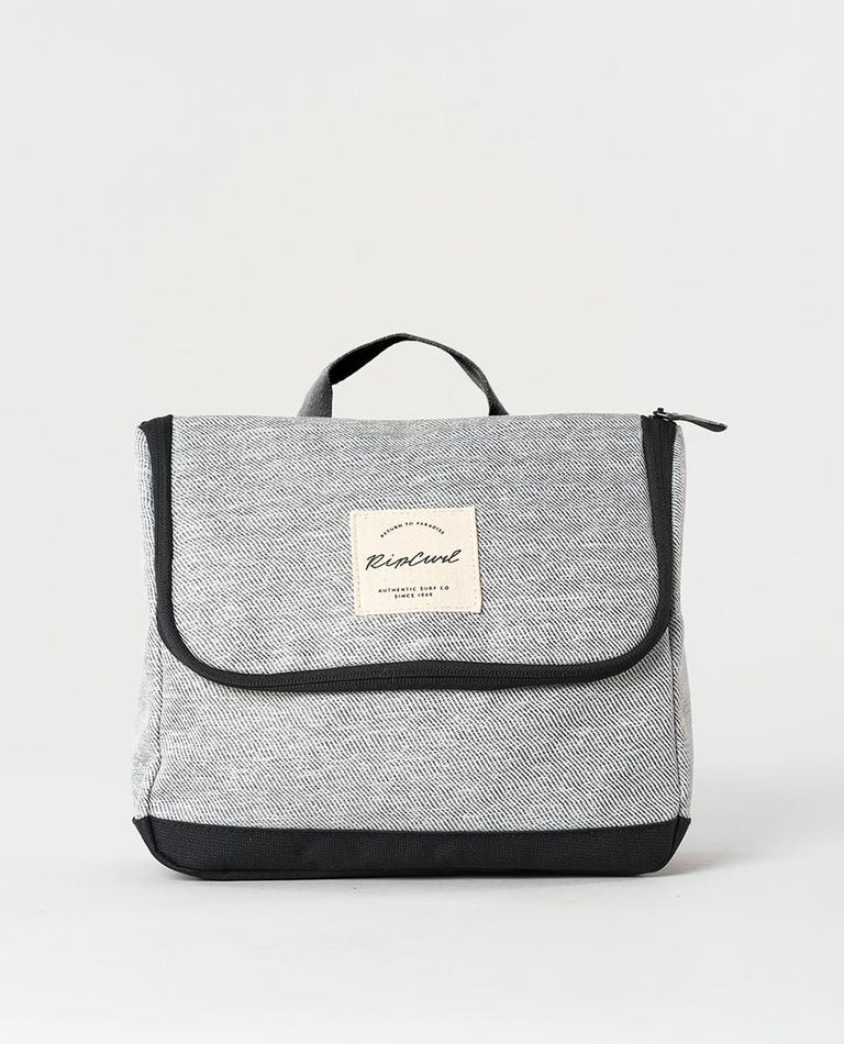 Mix Wave Beauty Case in Grey
