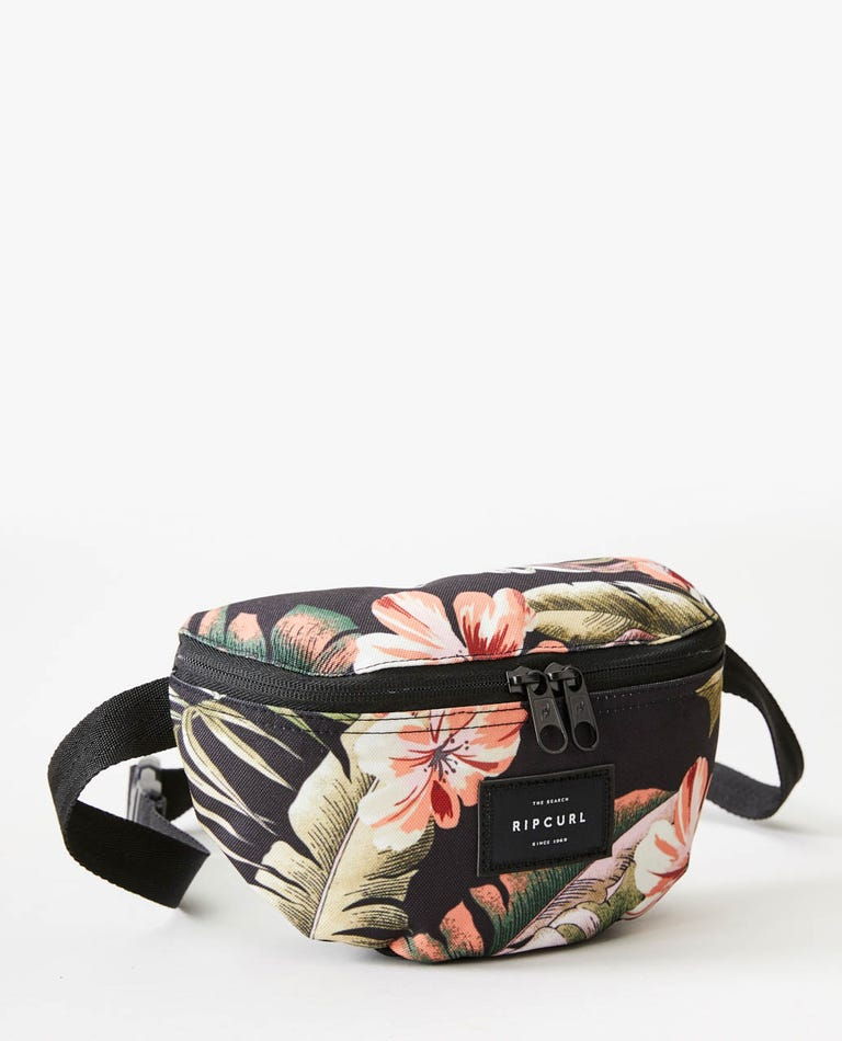 Leilani Belt Bag in Black