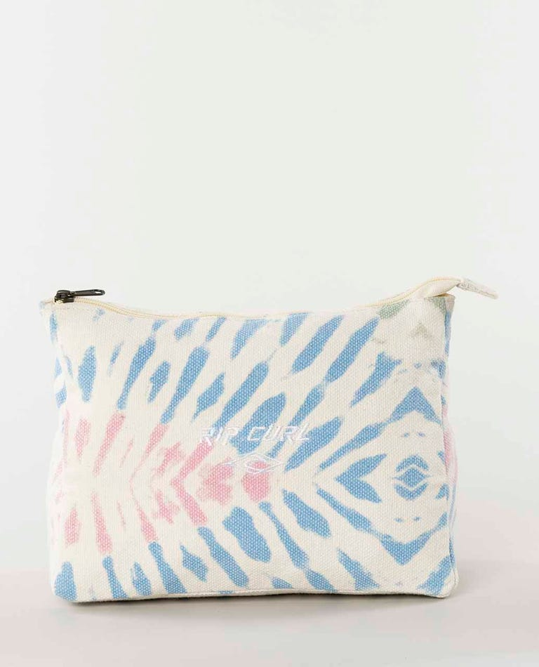 Wipe Out Cosmetics Bag in Multico