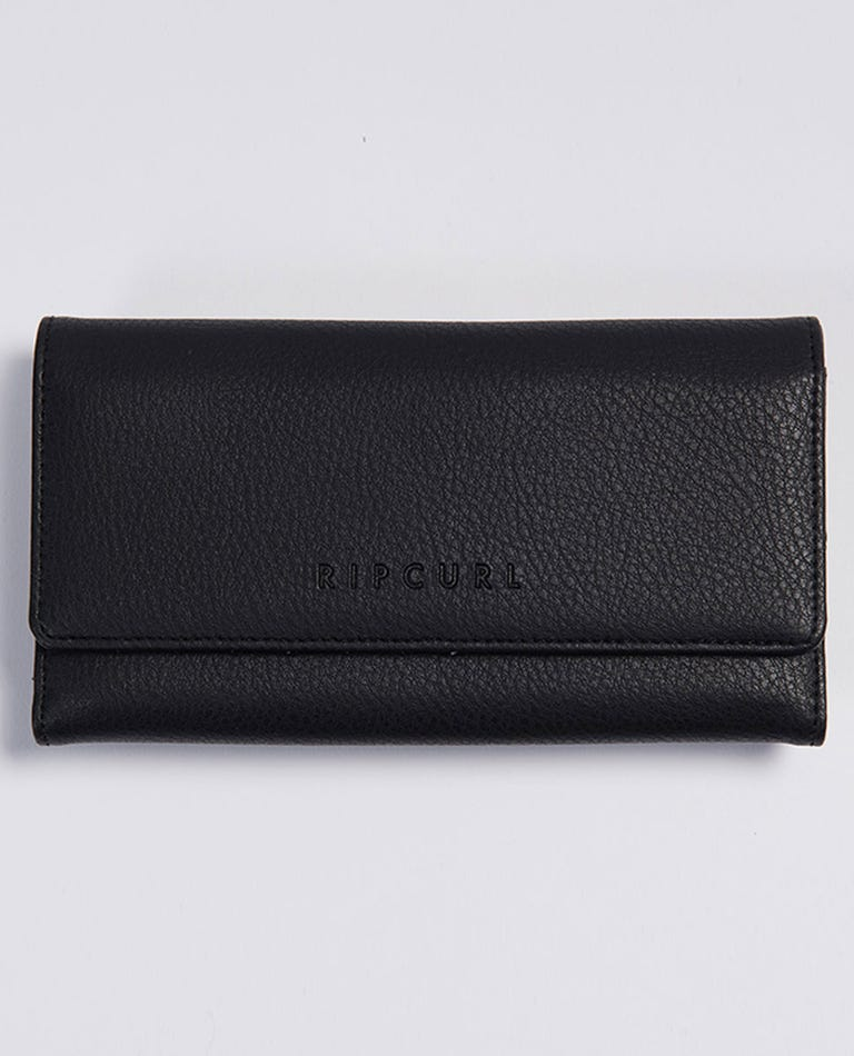 Essentials Phone Wallet in Black
