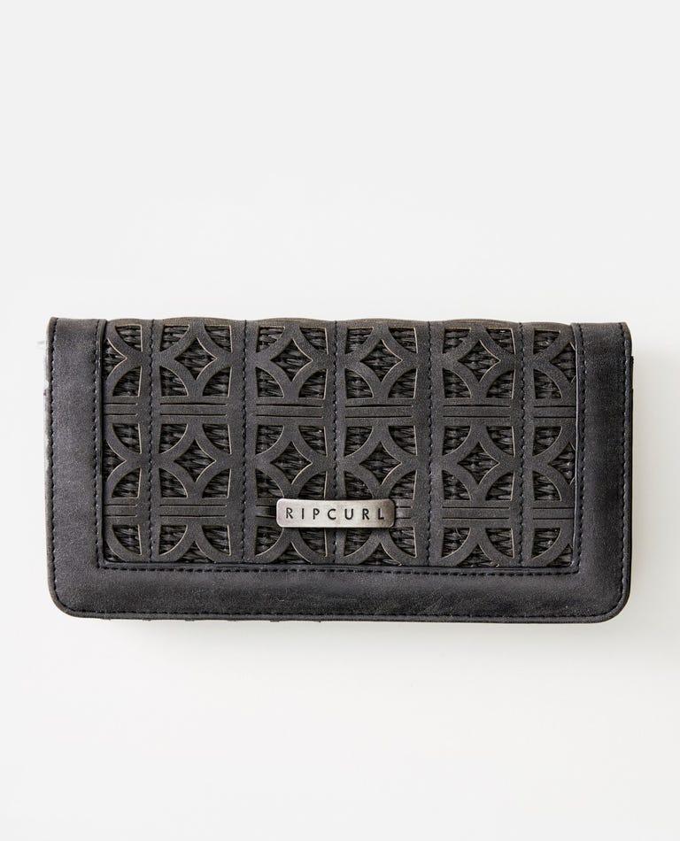 Palm Springs Wallet in Black