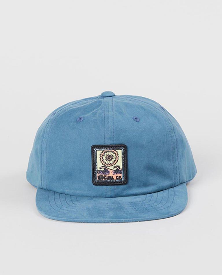 Dreaming Snapback Cap - Grom in Blue