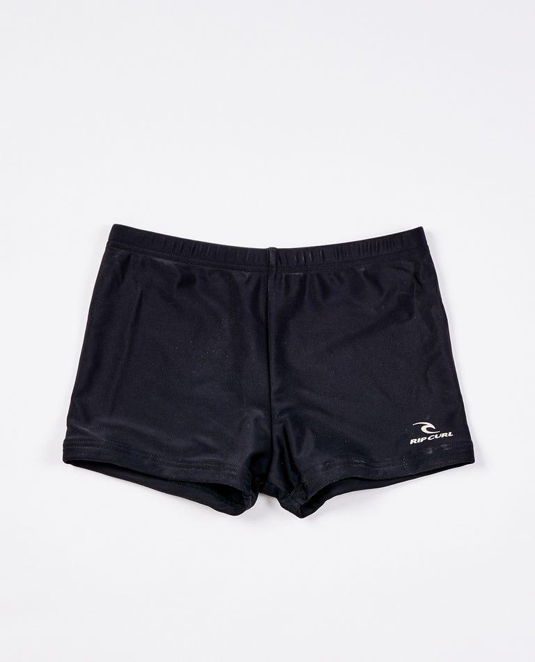 Corp Boyleg Swimsuit - Boys (0-6 years) in Black