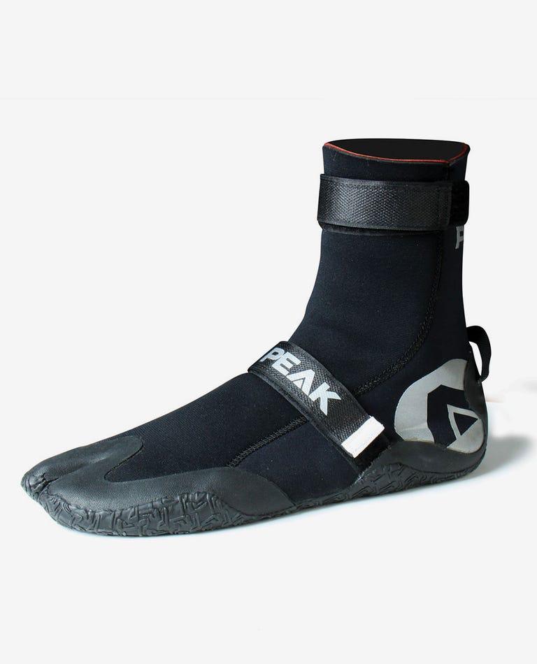 Peak 3mm Climax Split Toe Wetsuit Boot in Black