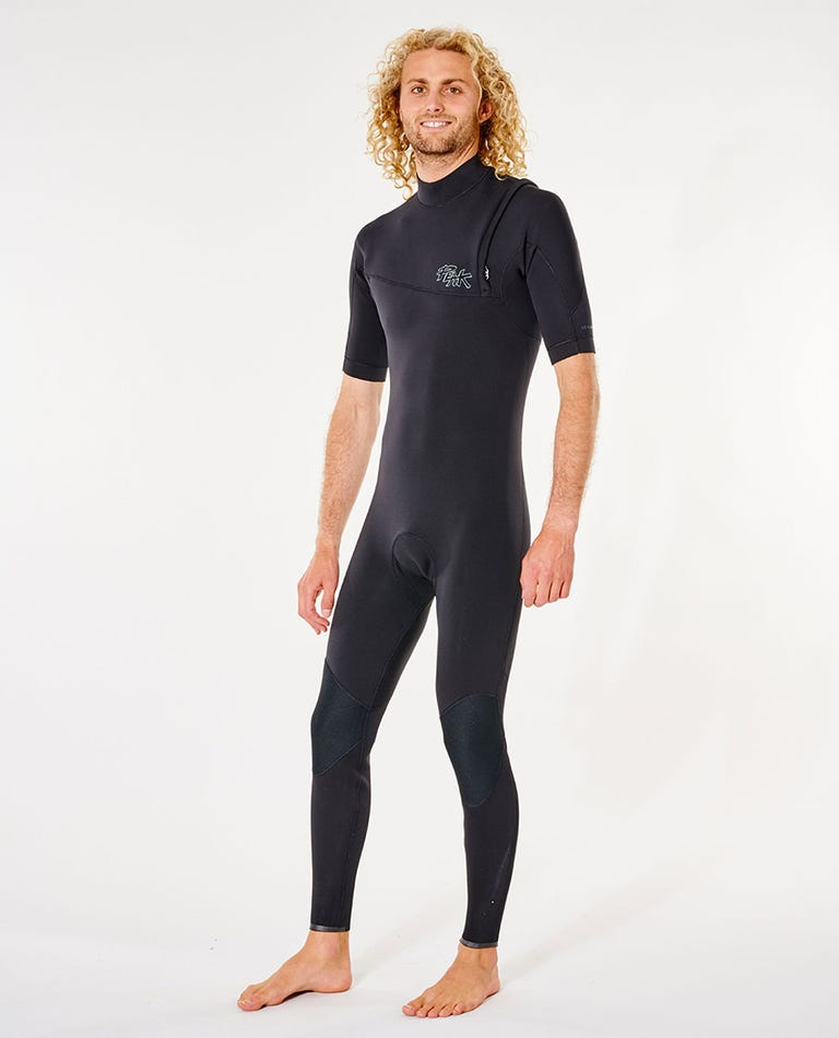 Peak Climax Pro Zip Free 2/2 GB Sealed Wetsuit in Black