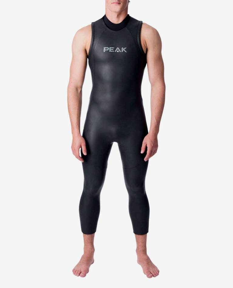 Peak Energy 4/2mm Tri-Suit in Black