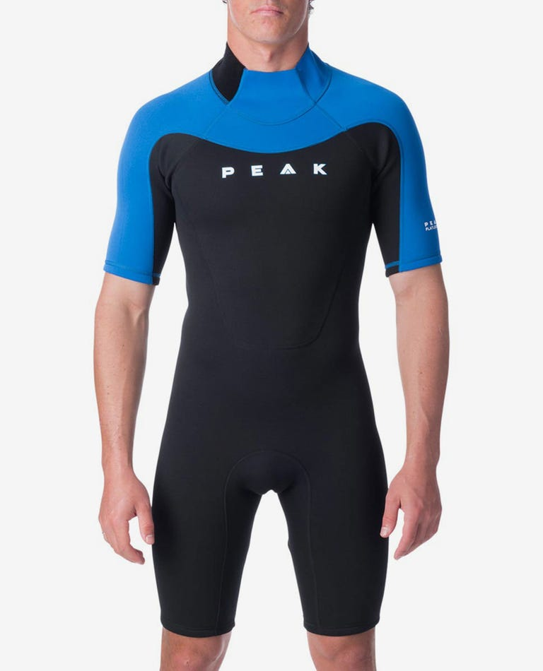 Peak Energy Short Sleeve Wetsuit Spring in Blue