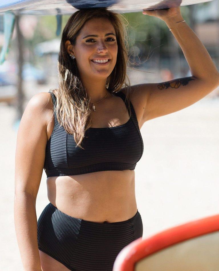 Premium Surf DD Crop Bikini Top