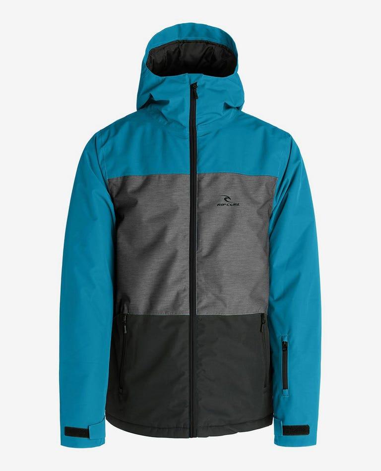 Enigma Stacka Mountainwear Snow Jacket in Tornado