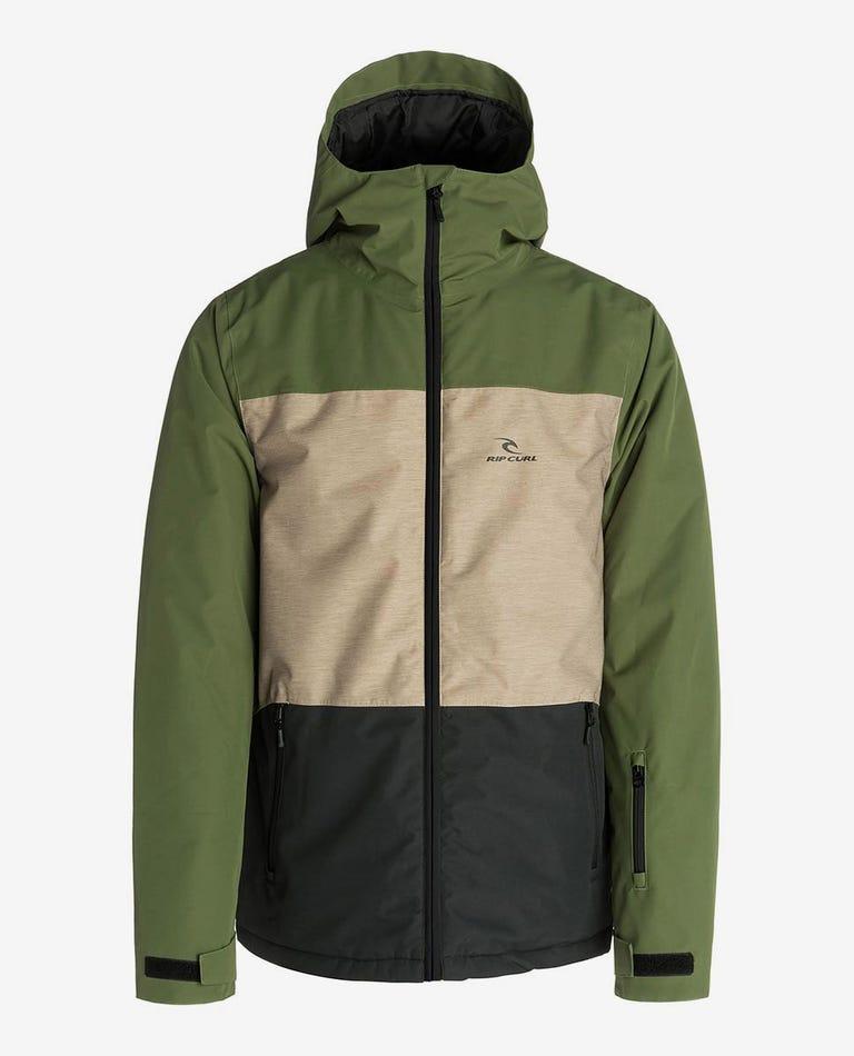 Enigma Stacka Mountainwear Snow Jacket in Elmwood