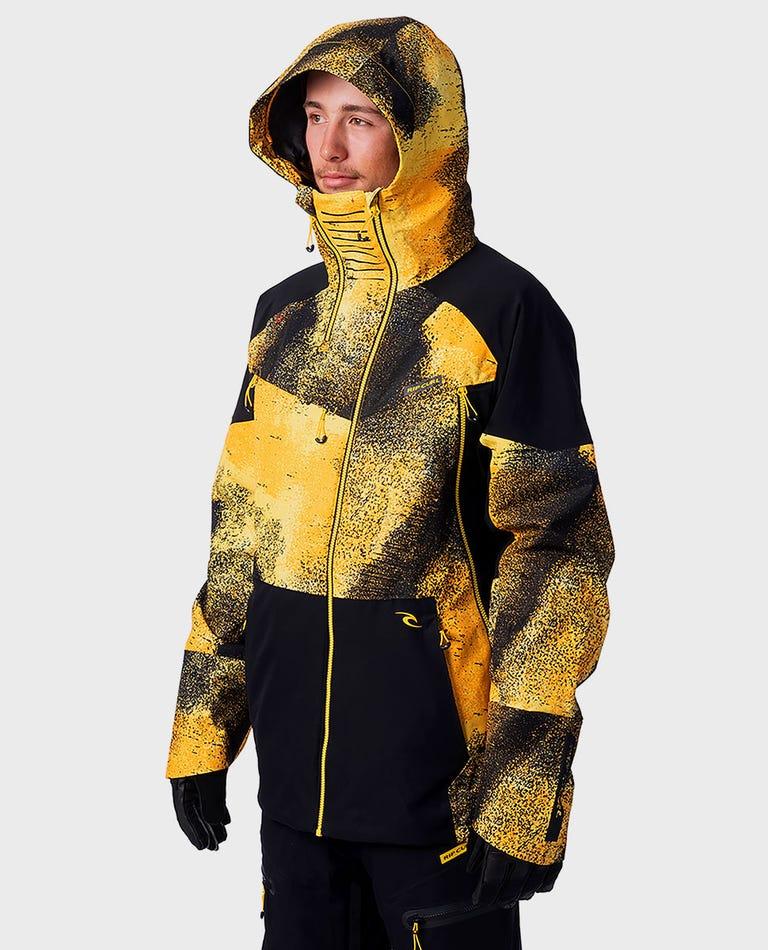 Pro Gum Snow Jacket  in Freezia