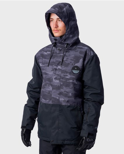 The Top Notch Snow Jacket in Freezia