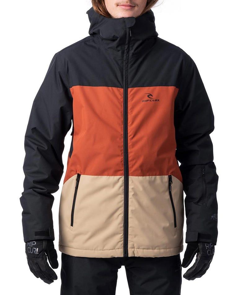 Enigma Stacka Snow Jacket  in Arabian Spice