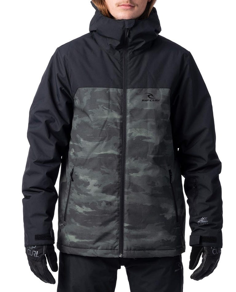 Enigma Snow Jacket in Loden Green