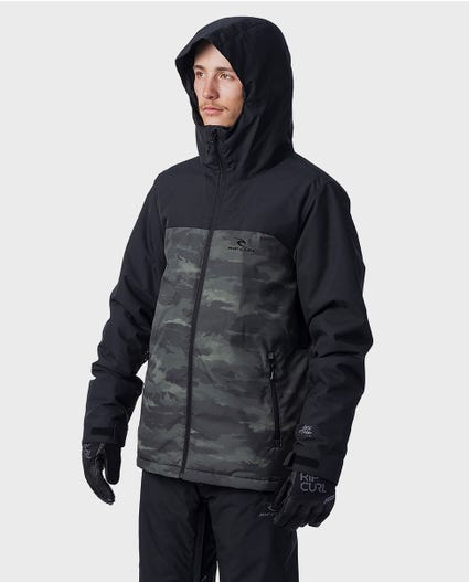 Enigma Snow Jacket in Freezia