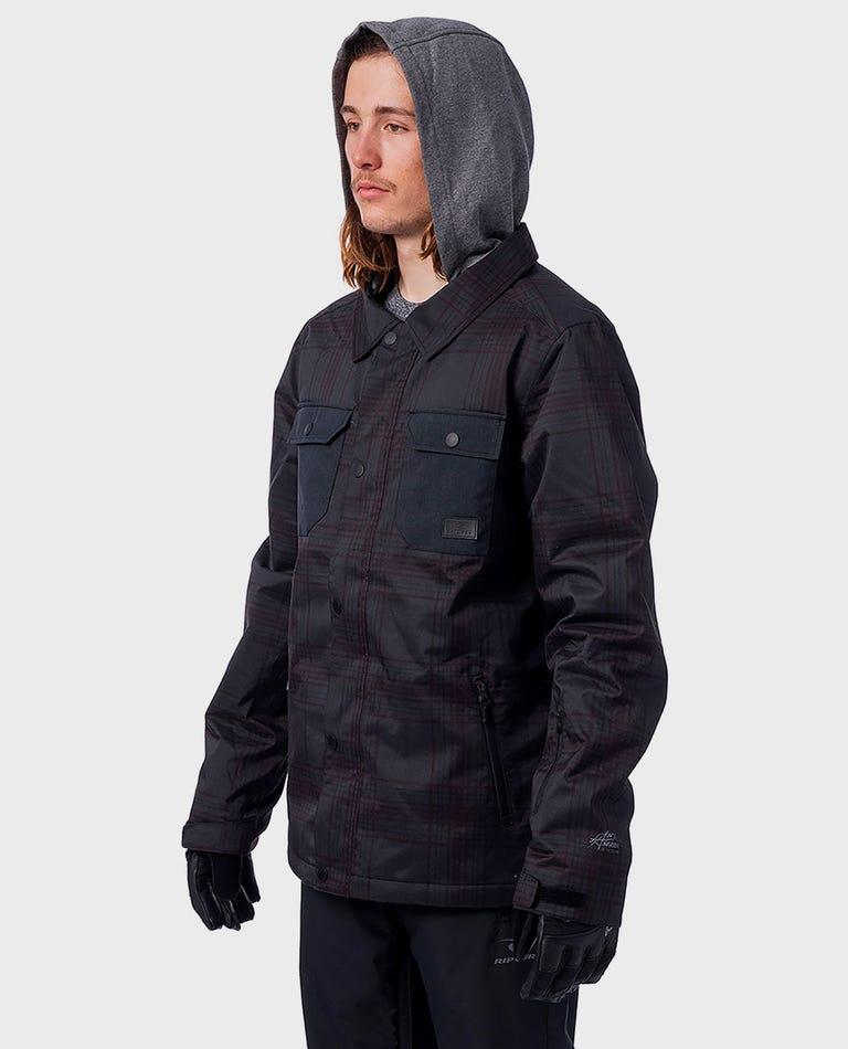 Park Snow Jacket  in Arabian Spice