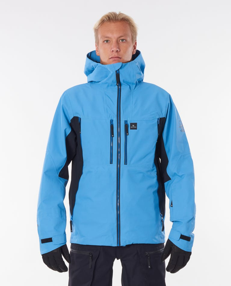 Backcountry Search Snow Jacket in Blue