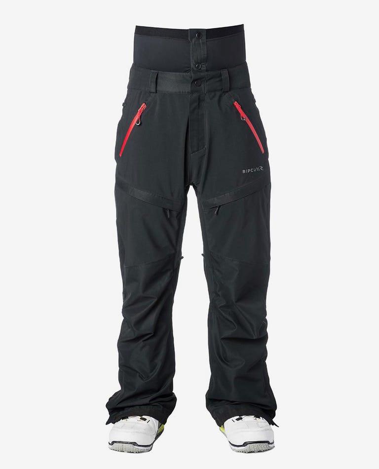 Pro Gum Snow Pant in Jet Black