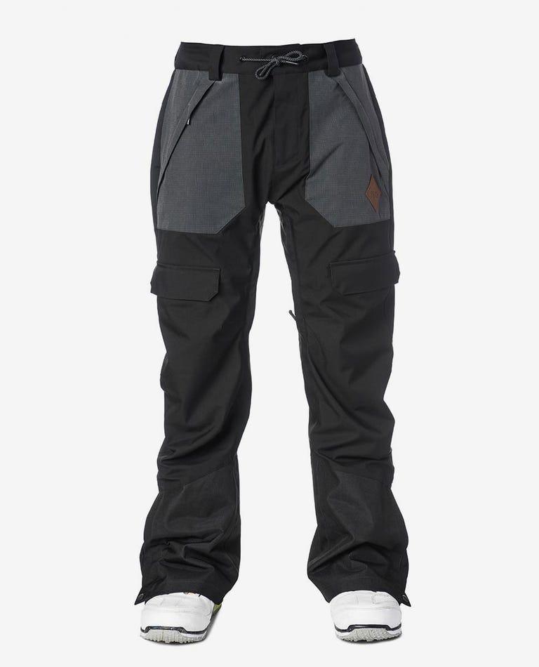 Revive Snow Pant in Jet Black