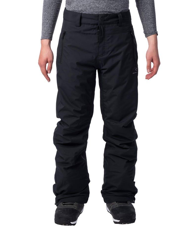 Base Snow Pant in Jet Black