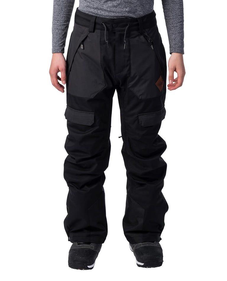 Revive Snow Pants  in Jet Black