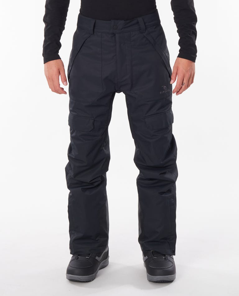 Rocker Snow Pant in Black