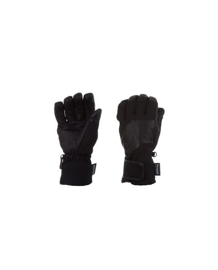 Premium Gloves Women in Jet Black