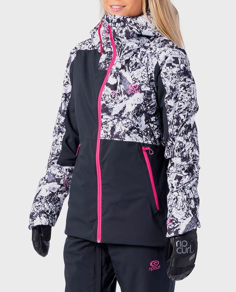 Womens Gum Snow Jacket