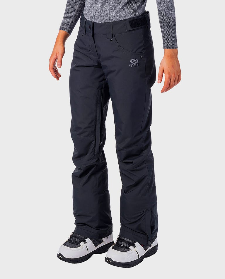 Qanik Snow Pant in Jet Black