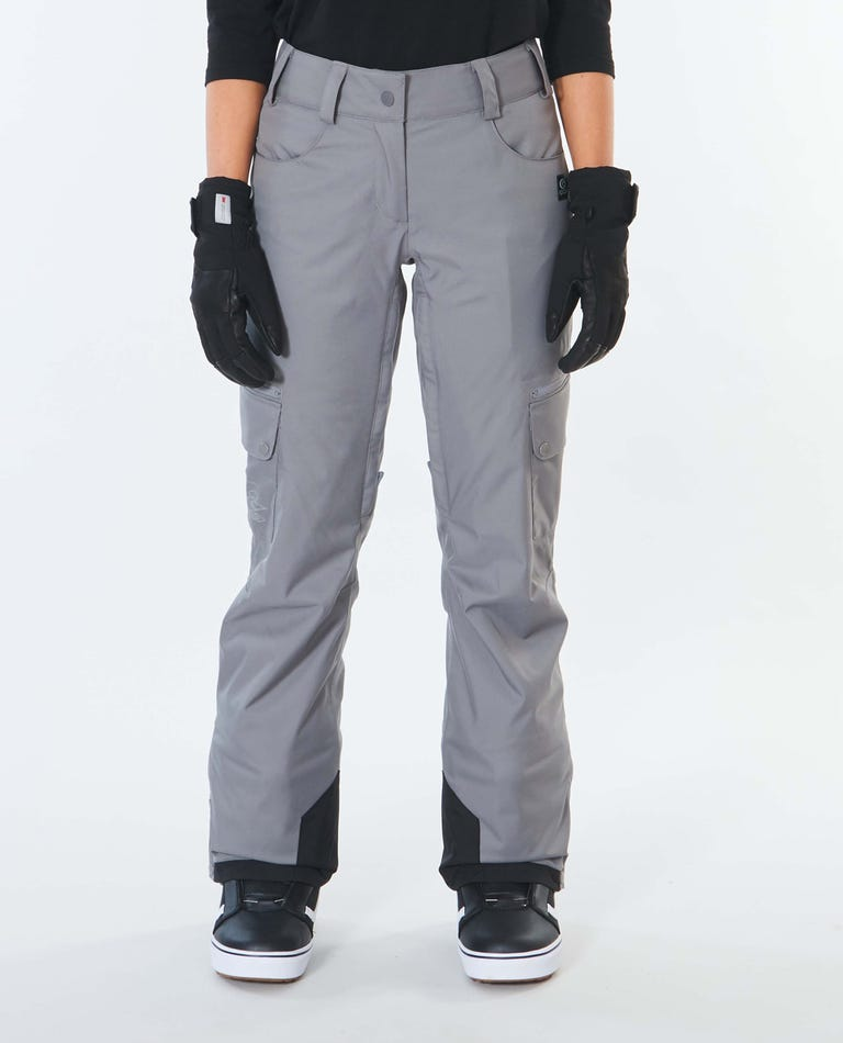 Womens Search Snow Pant in Grey