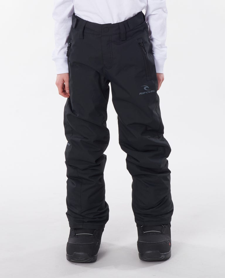 Olly Snow Pant in Jet Black