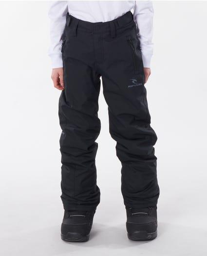 Olly Snow Pant in Jet Black