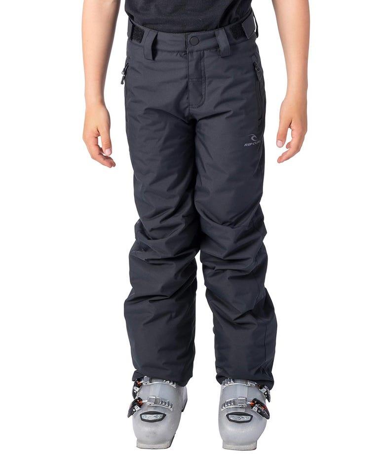 Olly Grom Ski Pant in Jet Black