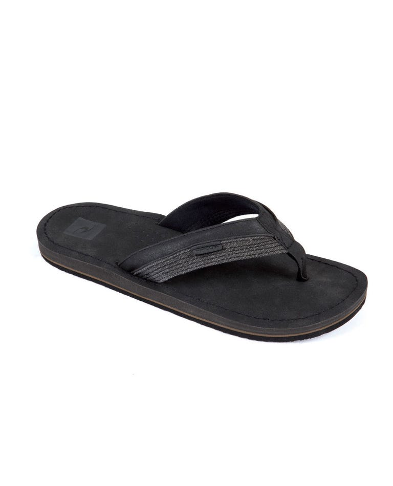 Ox Sandals in Black