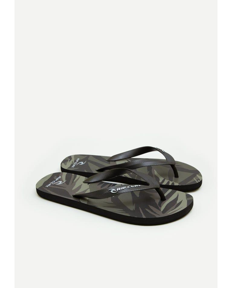 Medina Sandals in Military Green
