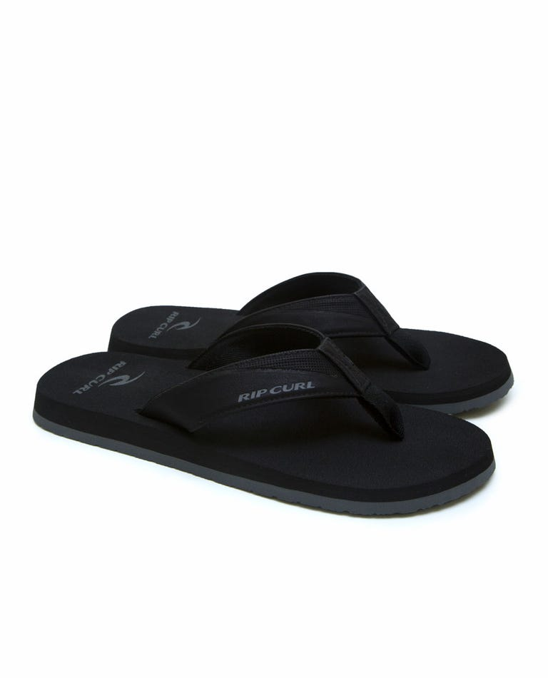 Corpo Sandals in Black