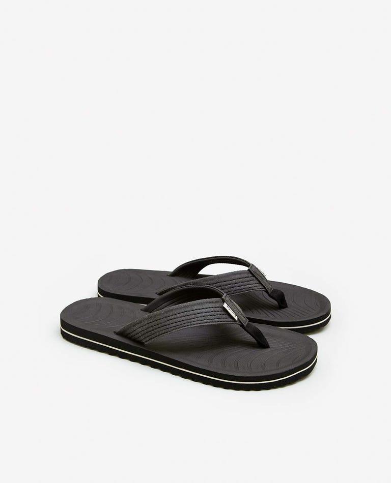 D-Bah Eco Sandals in Black