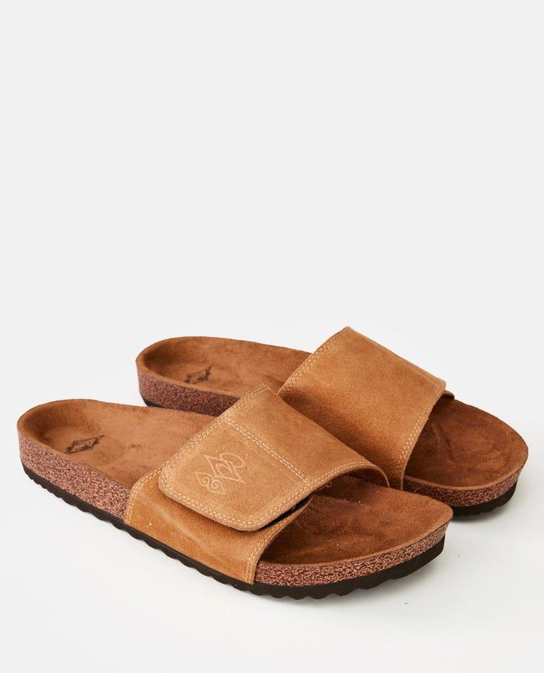 Freshwater Sandal in Brown