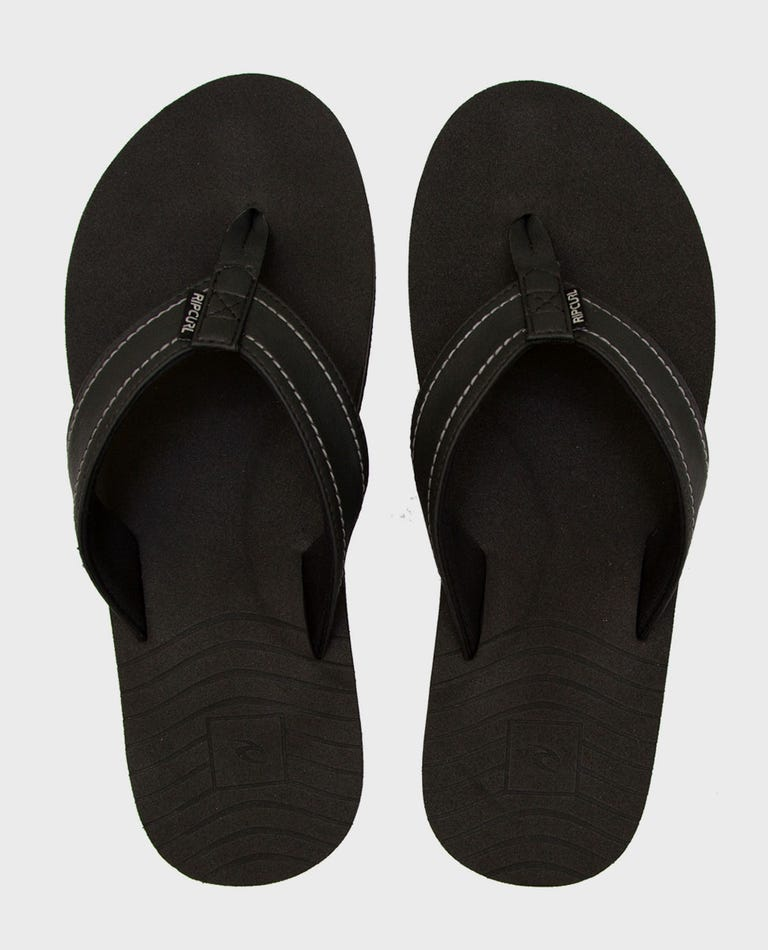 P-Low Sandals in Black