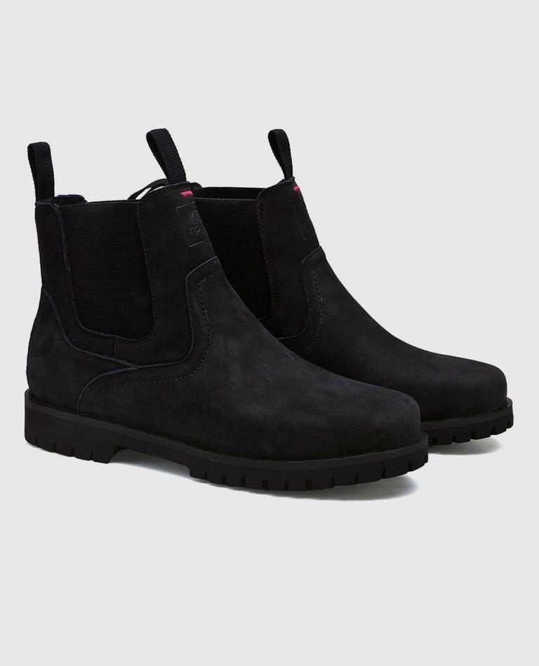 Bells Boot in Black