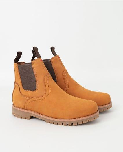 Bells Boot in Brown